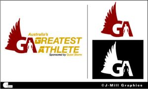 Greatest Athlete by jmillgraphics