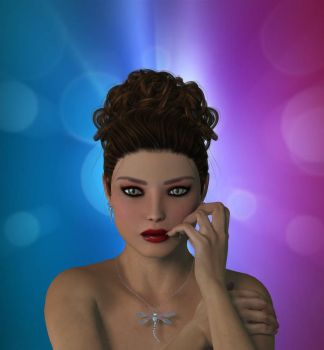 Just A Portrait by Poser4U