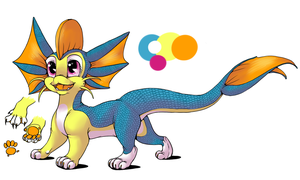 Catfish Adoptable 1 -closed- by Yo-Angie