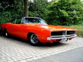 Dodge Charger by chevynovagirl