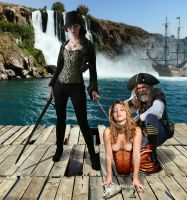 the Auction ~ why mermaids hate pirates by sirenabonita