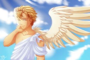 [Aiden] Angelic Smile - Foundation 11 by SeraphicMayin