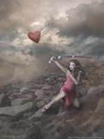 : Huntress of Hearts : by elisafox