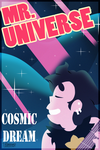 Mr. Universe Poster by toongrowner