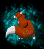Foxy by MicheWoof