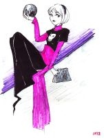 Miss Lalonde by LRaien