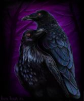 Thought and Memory by RavenMorgoth