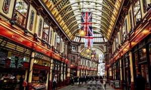 London - Leadenhall Market by pingallery
