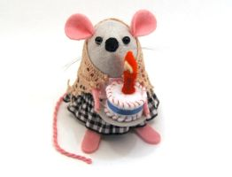Birthday Mouse by The-House-of-Mouse