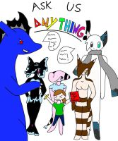 ASK US ANYTHING! by XDTheServine
