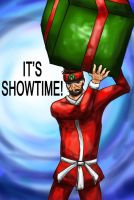 It's SHOWTIME by kalistina