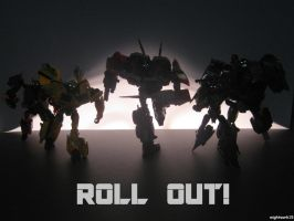 First Edition- Rolling out by mightwork15