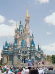 Disney Castle by mstoner82