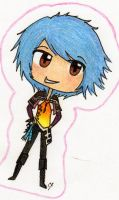 Yuj Chibi by obsessionxalways