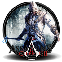 Assassin's Creed 3 icon by SidySeven