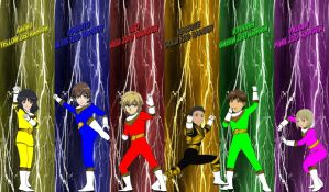 Anime Zordon Era Zeo for Andr-uril by rangeranime