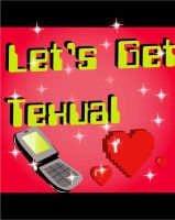 Let's get texual by VickiBeWicked