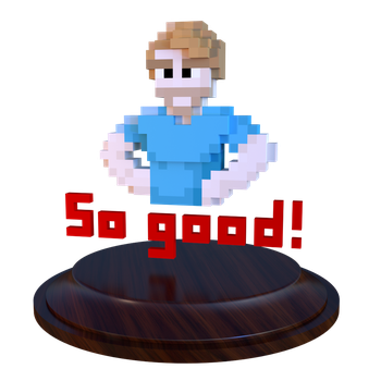 ryonGood Emote in 3D by panzi