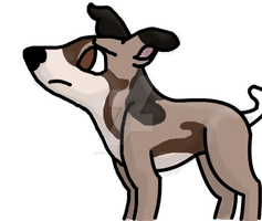 New character by Wolfhorsegirly