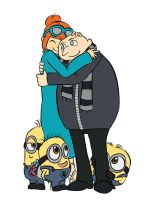 Despicable Me 2 by LeniProduction