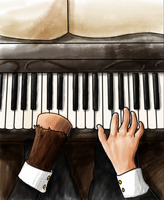 The Piano Man Cover by WILIZIN