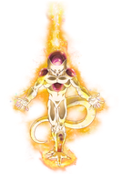 Frieza's Resurrection: Lord Frieza by sonichedgehog2