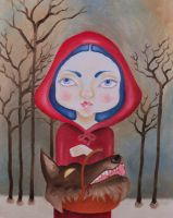 Red Riding Hood by PoisonApple