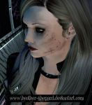 Realistic Renegade Scars Mod by heather-shepard