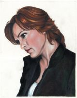 Det. Olivia Benson by Earthangie