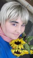 APH:RussiaCosplay: Here I Am by AmaranthBlacktree