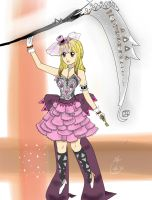 Lucy Contest by Cafe-A