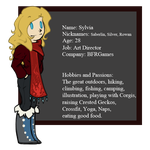 Artist Profile 2014 by ElysianImagery