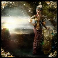 enchanting indonesia by robinpika