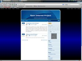 Firefox 3 on Vista Profile 2 by trm96