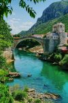 Mostar -Old Bridge 2 by CitizenFresh