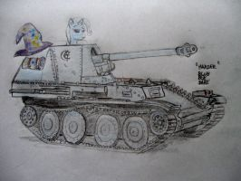Marder III by BlueBoxDave