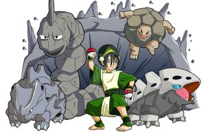 Toph - Pokemon Trainer by jmascia