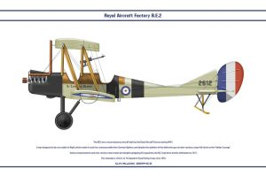 RAF BE2c 16 Sqn by WS-Clave