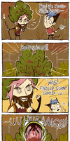 Don't starve together: beat the -- by Yufei