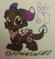 Gift: Baby SD by LucyCat07