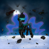 Luna Space by LethalMoose