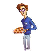 Humanized Randall by GeniusBee