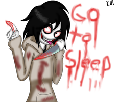 Jeff the Killer by xXIcyhazardXx