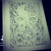 The Oracle - wip by tolagunestro