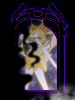 Her disgusting light will be extinguished! by SailorTrekkie92