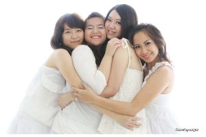 Four Angels by wawa-station