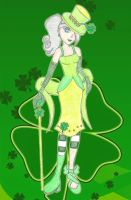OU - Green Green Everywhere by Kyuubi-no-Youko