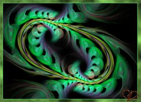 Green vortex by Sstroitel
