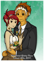 DeviantArt Prom 2014 by Fictional-Roulette