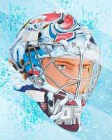 Varlamov Colorado Avalanche by Fresco24